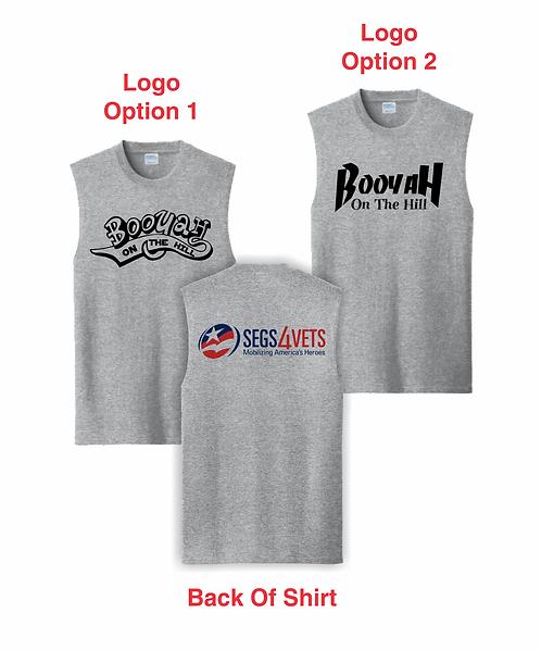 Port & Company Unisex Sleeveless Booyah on the Hill T-Shirt