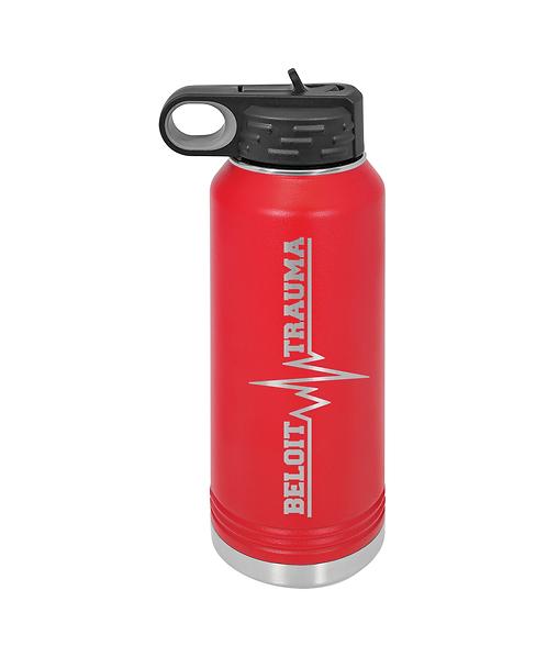 Beloit Trauma 32oz. Water Bottle