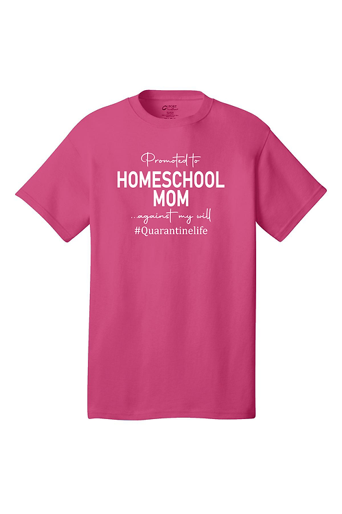 ADULT Promoted to Home School Mom