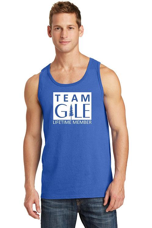 TEAM GILE- Port & Company® Men's Core Cotton Tank Top