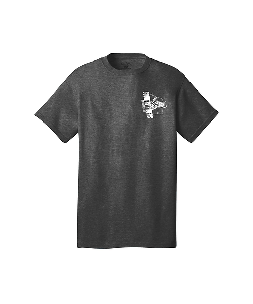 Country Riders Unisex T-Shirt Logo 1 (Shape of WI)