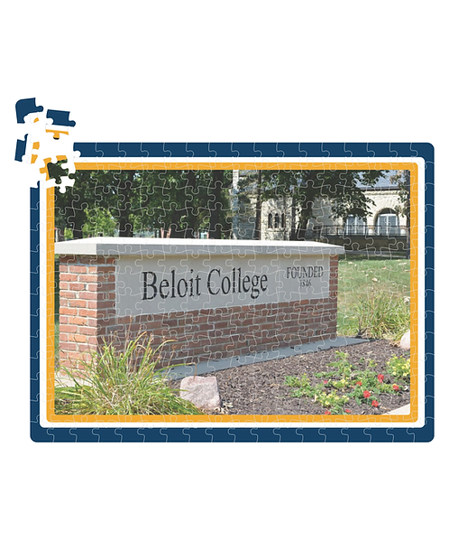 Beloit College 252 Piece Puzzle