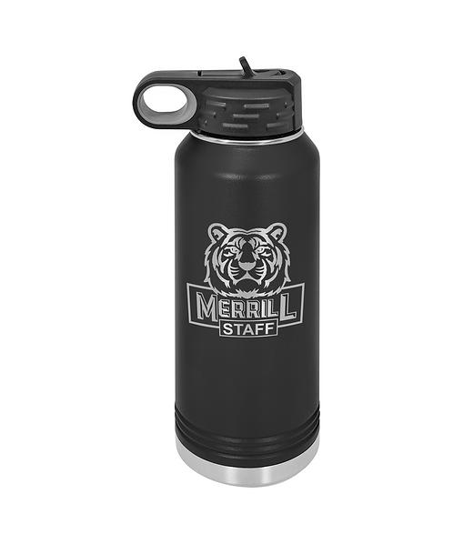 Merrill Staff 32oz. Water Bottle