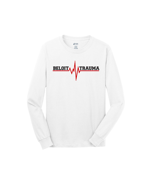Beloit Trauma Unisex Long Sleeve Tee