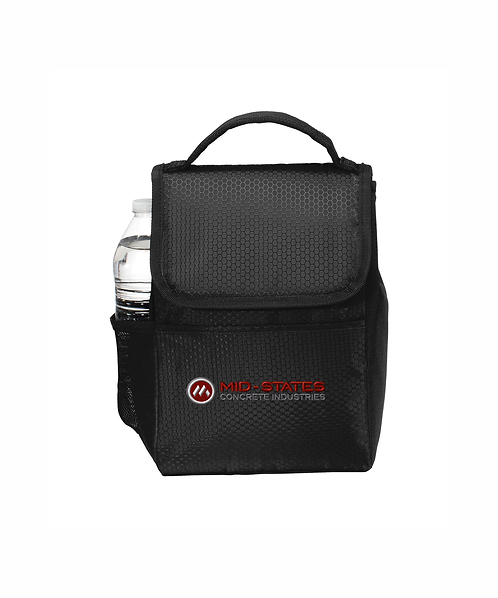 Mid-States Embroidered Lunch Bag Cooler