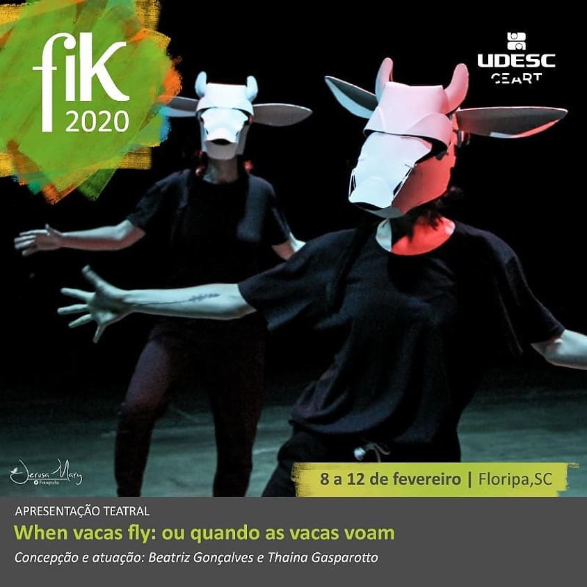 WHEN VACAS FLY NO FIK 2020