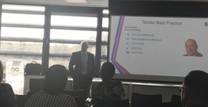 BLOG: Effective tendering tips on the agenda at my second presentation for the East Midlands Chamber