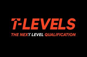 A T Levels logo