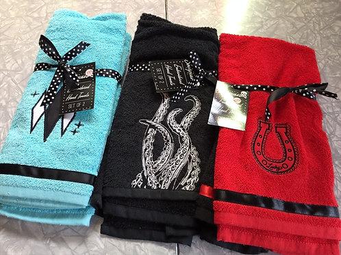 Guest towels (2)