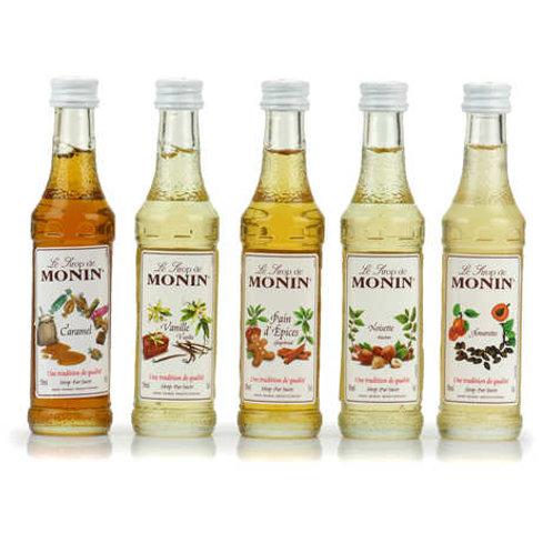 Monin Syrups (coffee)