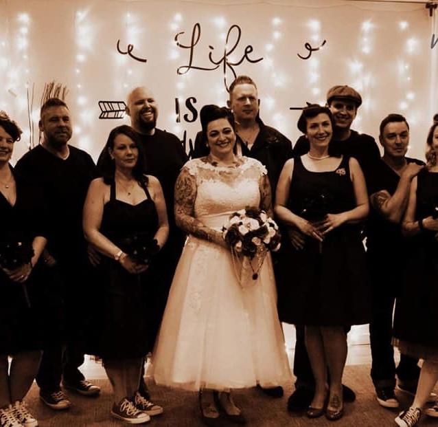 Tina & Scott's Wedding