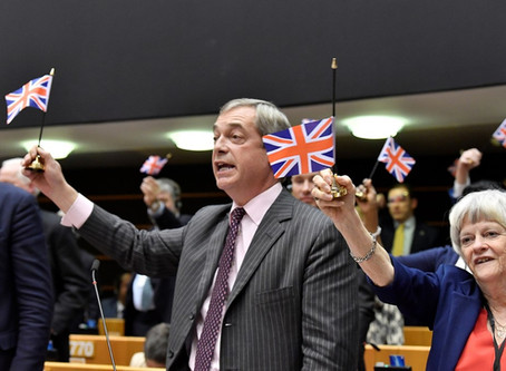 Parlamento Europeu ratifica acordo do Brexit e caminhos abertos para saída do Reino Unido da UE