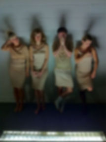 BAcchae, Yard Theatre, image - The Revel