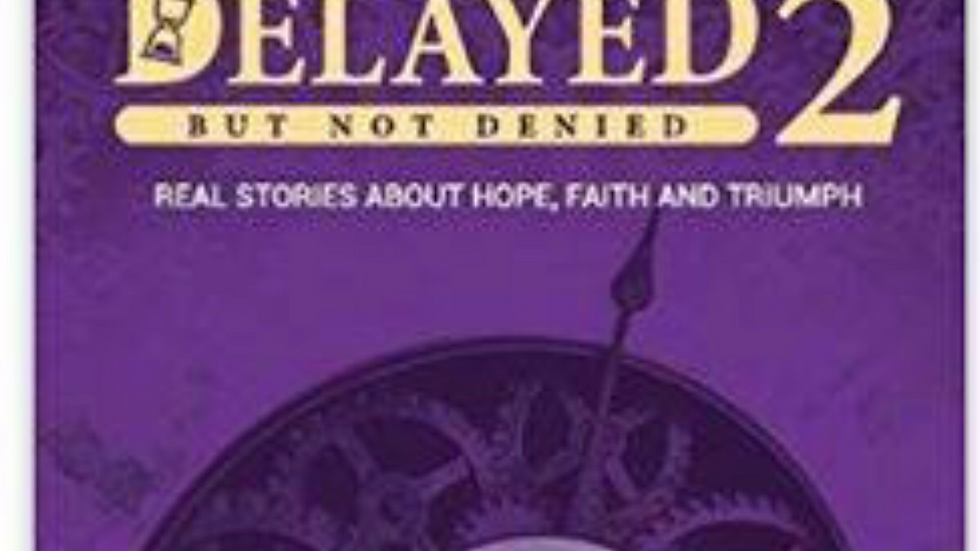 Delayed But Not Denied Book 2