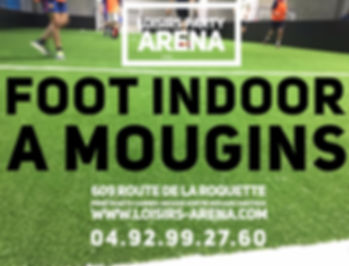 foot 5 indoor soccer patinoire