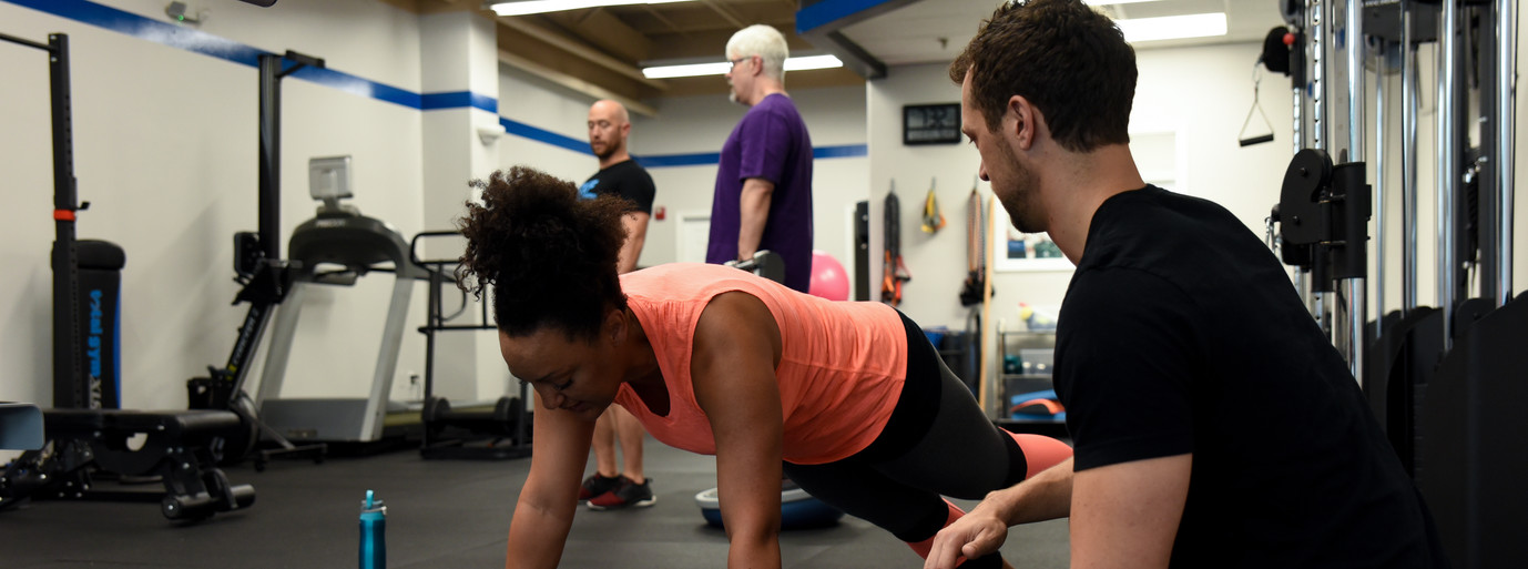 Fixed by Fitness personal training