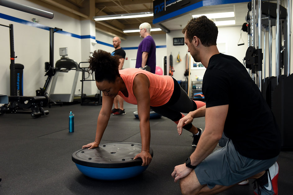 Corrective Exercise Specialist Workout