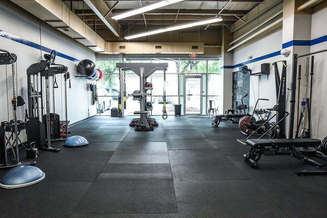FXF Personal Training Studio