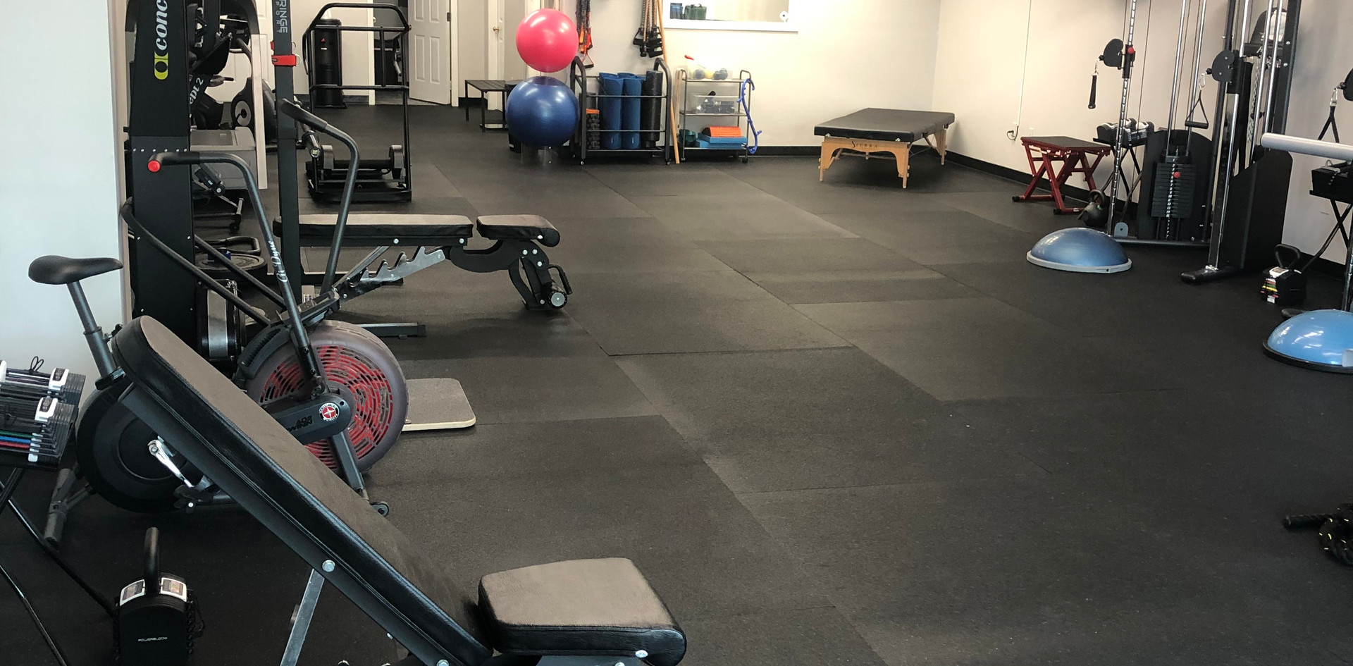 Fixed by Fitness studio