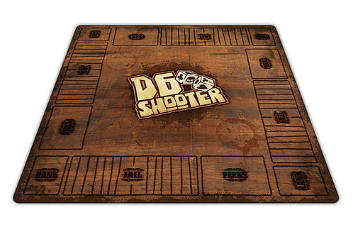 D6 Shooter Playmat