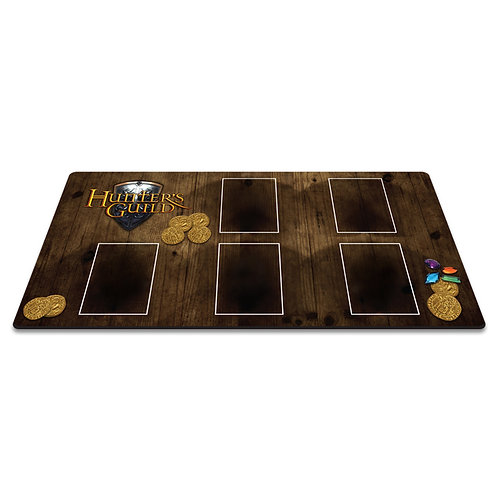Hunter's Guild Play Mat