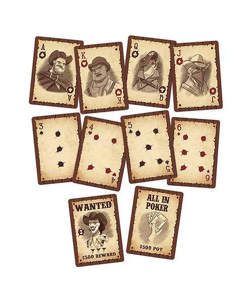 D6 Shooter Poker Expansion