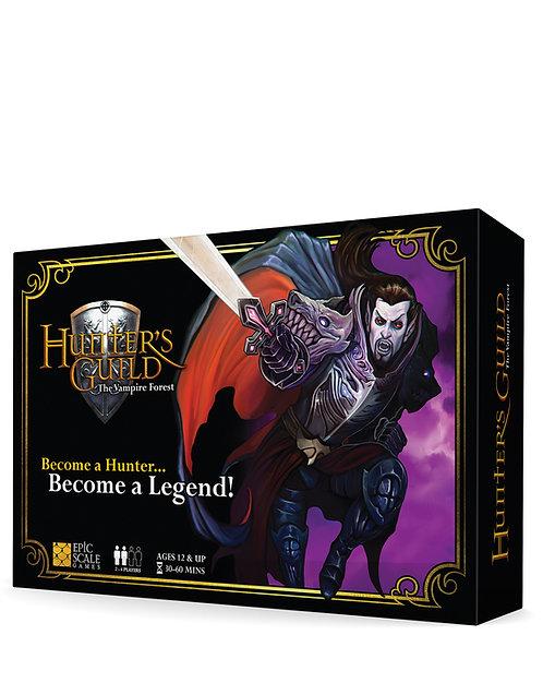 Hunter's Guild: The Vampire Forest