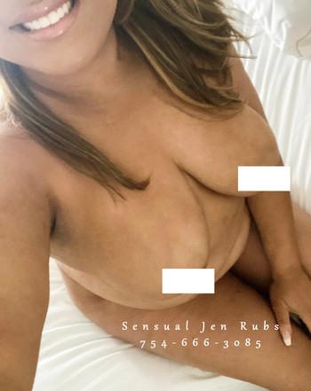 Sensual Jen Rubs
