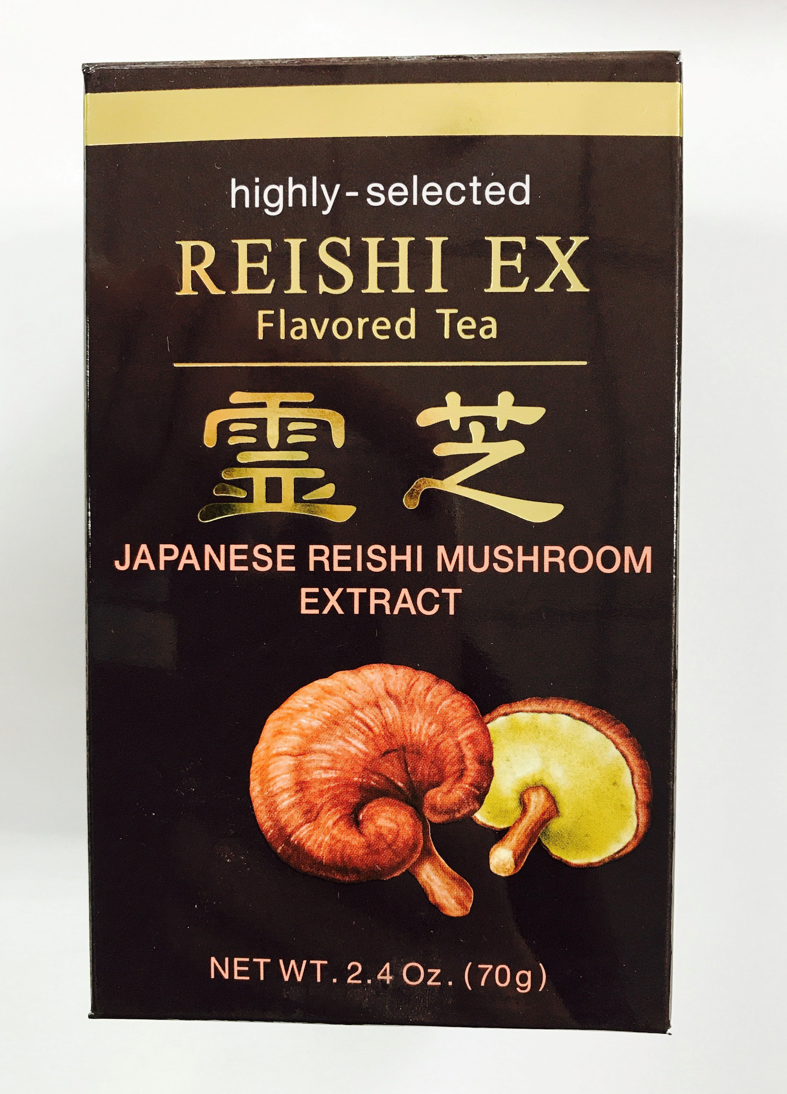 REISHI EX Flavored Tea - Japanese Reishi Mushroom Extract [Linh Chi] |  tnahouse