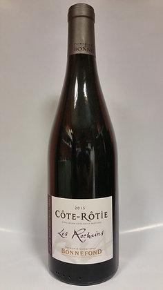 """Côte-Rôtie """"Les rochains"""" Patrick et Christophe Bonnefond"""