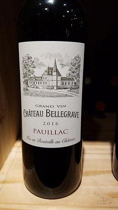 PAUILLAC Château Bellegrave 2016