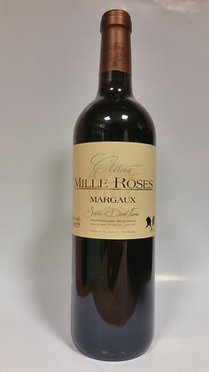 Margaux Château Mille Roses 2016
