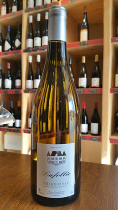 Chardonnay Lafollie domaine Saint Roch 2017