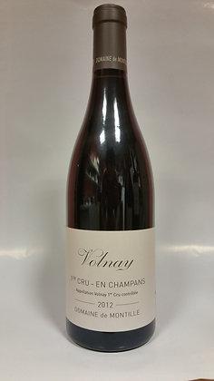 """Volnay 1er cru """"En Champans"""" 2012 Domaine de Montille"""