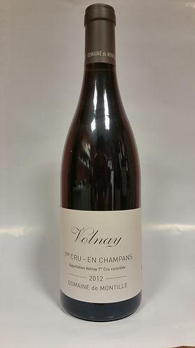 Volnay 1er cru en Champans De Montille