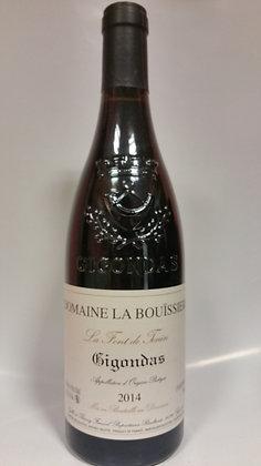 """Gigondas """"La Font de Tonin"""" Domaine de La Bouissière"""