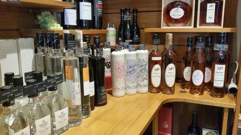Cognac, Armagnac et liqueurs