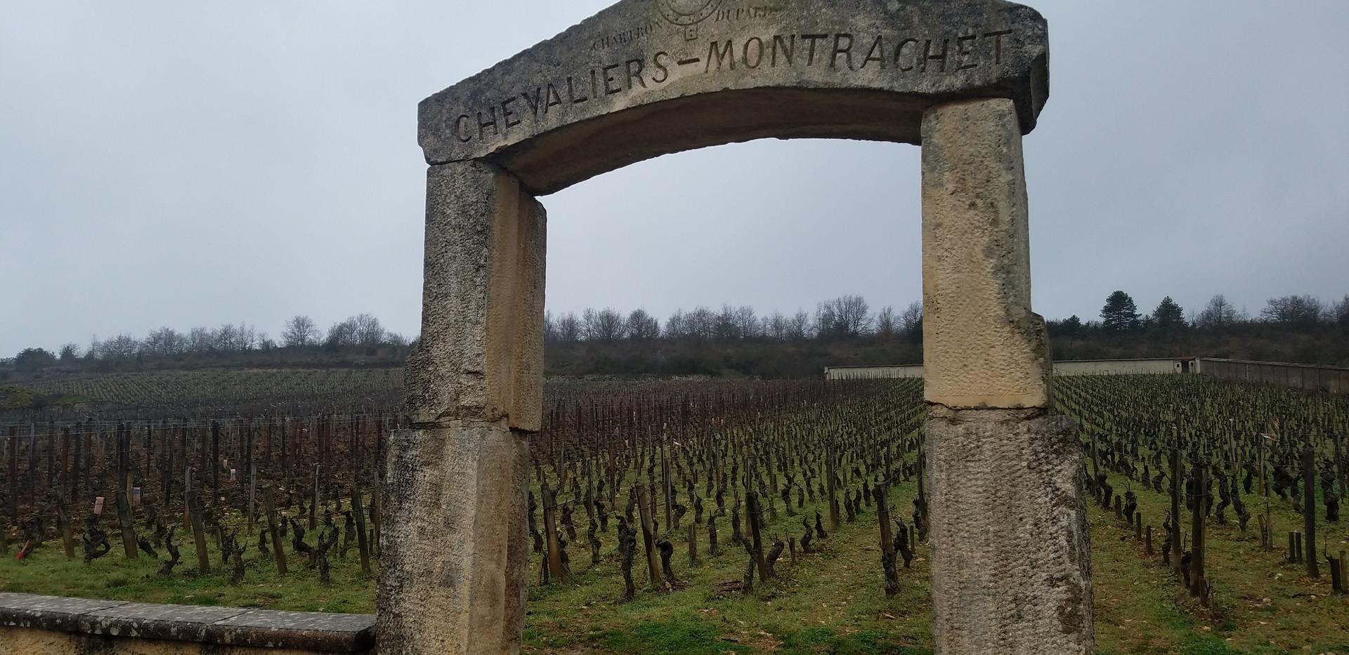 Chevaliers-Montrachet