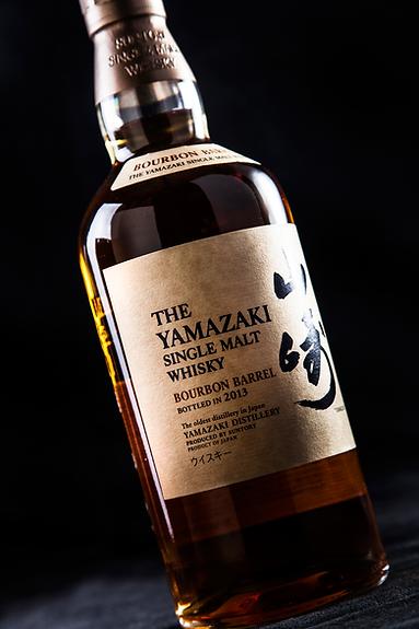 whisky Yamazaki bourbon barrel