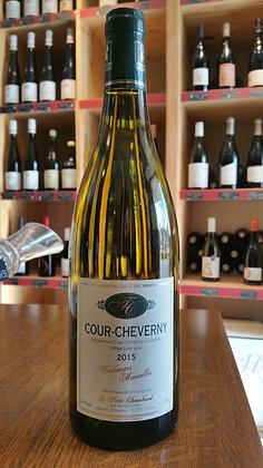 Cour cheverny vignoble Le petit Chambord 2015