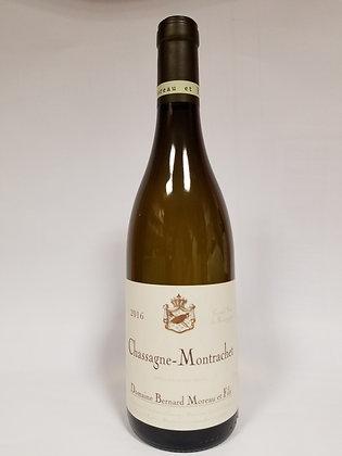 Chassagne-Montrachet blanc Bernard Moreau