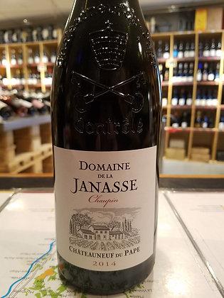 """Chateauneuf-du-Pape rouge """"Chaupin"""" Domaine de la Janasse"""