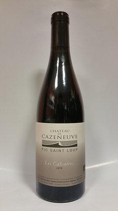 """Pic Saint Loup """"Les calcaires"""" Château Cazeneuve"""