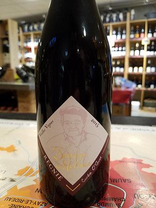 Régnié vieilles vignes cuvée O'Gust Domaine Mélinon