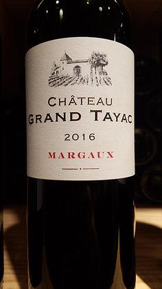 MARGAUX Château Grand Tayac 2016