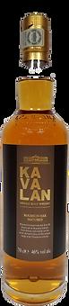 Kavalan bourbon oak
