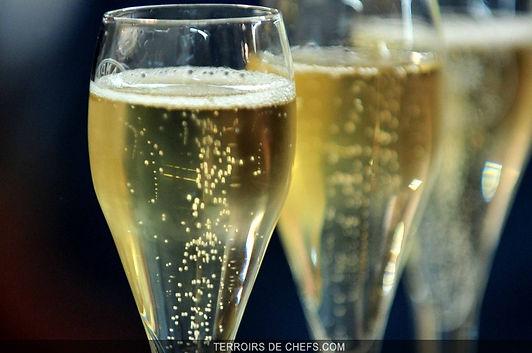 Apéritif en Champagne