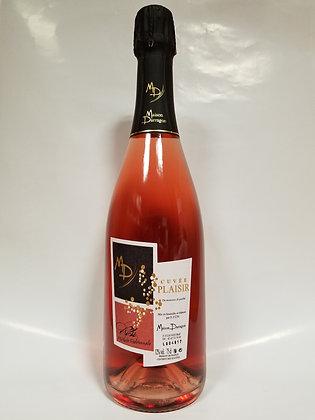 """Touraine rosé pétillant """"cuvée plaisir"""" Maison Darragon"""