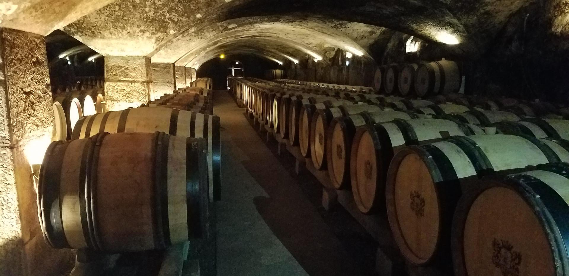 Cave Château Meursault