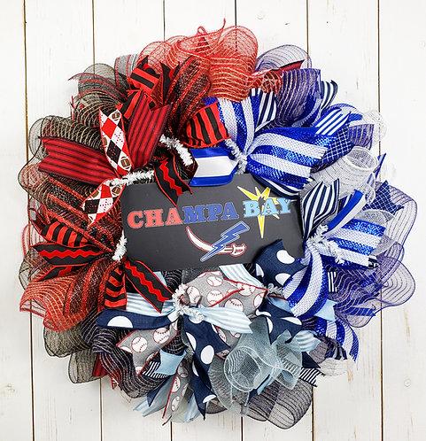 Champa Bay Wreath